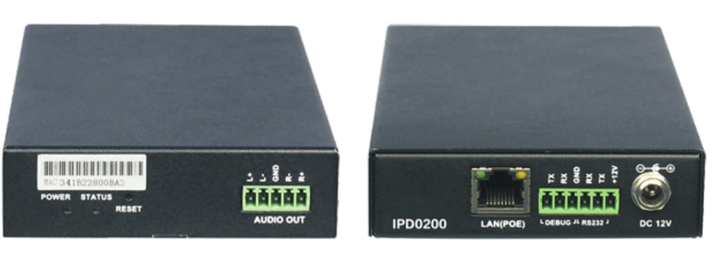 CECAV IPD0200音频解码器